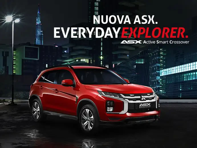 NUOVA ASX EVERYDAY EXPLORER