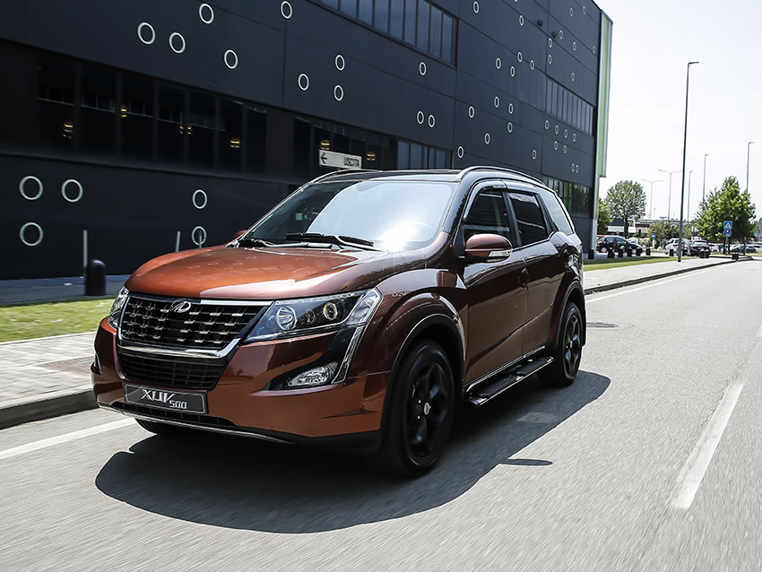 nuovo XUV 500