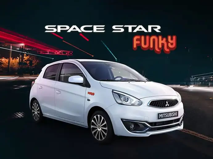 Mitsubishi Space Star Funky