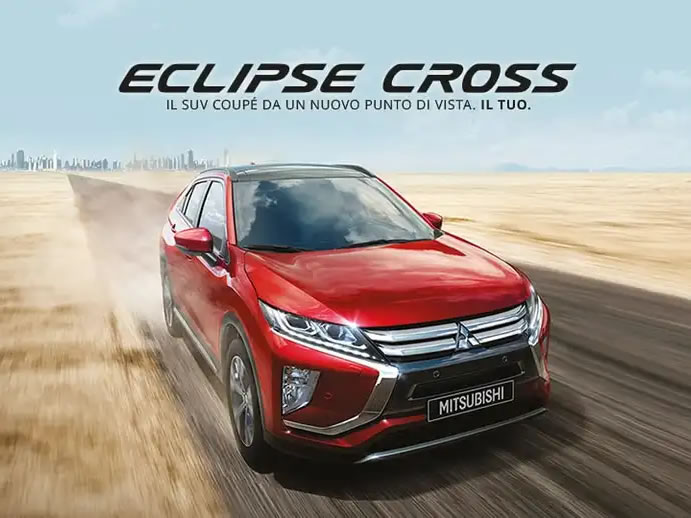 NUOVA ECLIPSE CROSS